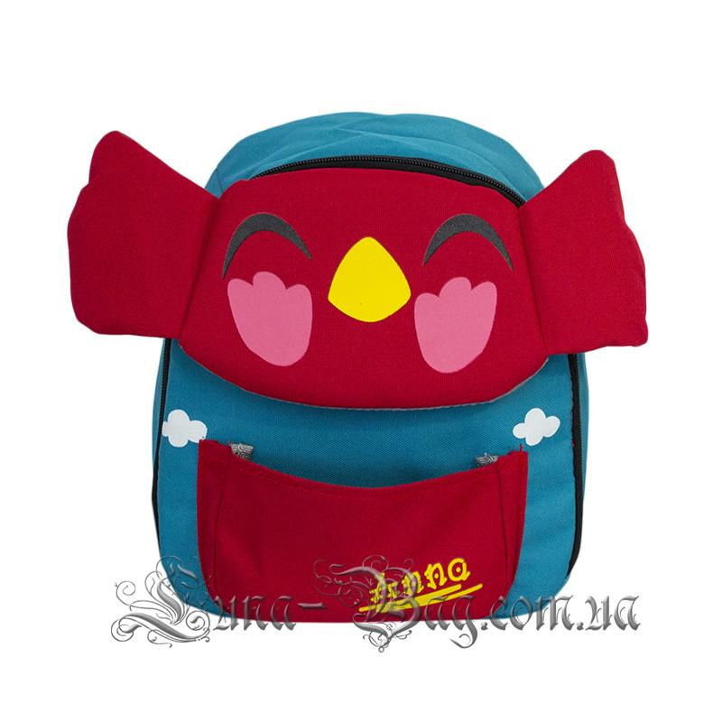 """Детский рюкзак """"Elephant Anna"""" 3 Рисунка"""