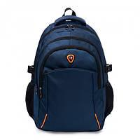 Рюкзак туристический Wings для ручной клади Синий 2100134, КОД: 1536221