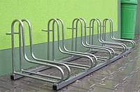 Велопарковка на 5 велосипедов Rad-5 Польша, фото 1