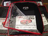 Авточохли Favorite на Toyota Verso 2012 >wagon,авточохли Фаворит на Тойота Версо від 2012 року вагон, фото 2