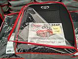 Авточехлы  на Toyota Verso 2012 >wagon,авточехлы Фаворит на Тойота Версо от 2012 года вагон, фото 6