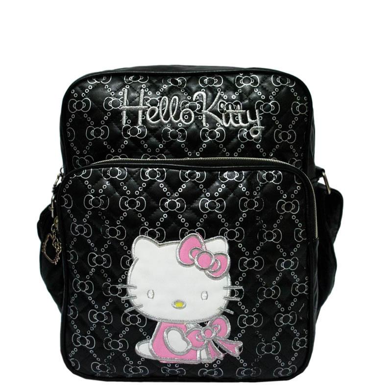 Сумка Hello Kitty 2 Цвета Черный