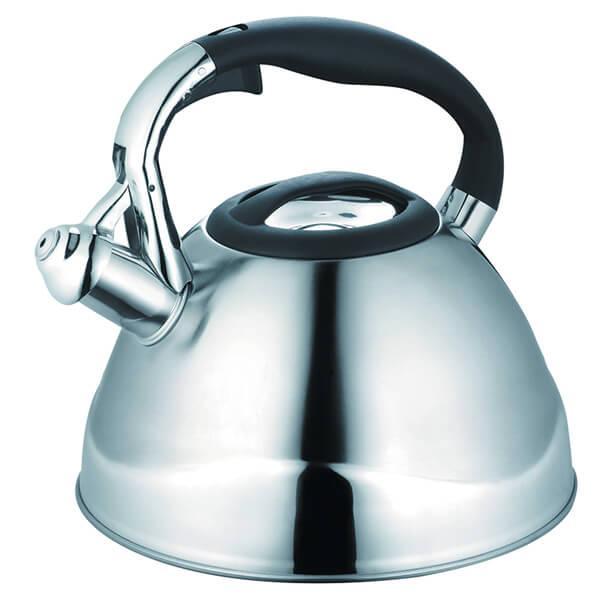 Чайник зі свистком з нержавіючої сталі Maestro MR-1338 (3 л) | металевий чайник Маестро, Маестро