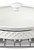 Мармит настольный керамический MAESTRO MR-11359-74   блюдо с подогревом на подставке Маэстро, Маестро, фото 4