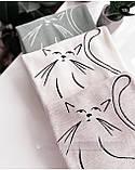 """Свитерок женский с """"Котом"""" трикотаж вязка весна-осень, разные цвета, р.УН (42-46) Код 776Т, фото 5"""
