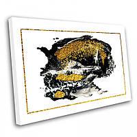 Картина на холсте Kronos Top Смысловые пятна 50 х 70 см lfp11368171165070, КОД: 941700
