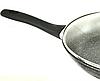 Сковорода Benson BN-493 с антипригарным мраморным покрытием с крышкой (28 см) | сковородка Бенсон, фото 4