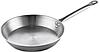 Сковорода Benson BN-636 из нержавеющей стали (26 см)   металлический сотейник Бенсон   хорика Бэнсон, фото 2
