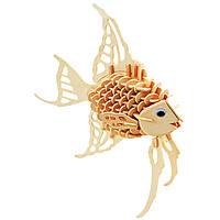3D пазл Игрушки из дерева Рыба ангел Ш010, КОД: 2436615