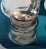 Набор соль/перец Benson BN-1021 | набор для специй на подставке | солонка и перечница Бенсон, фото 4