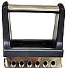 Тёрка Benson BN-911 из нержавеющей стали 4 стороны | шинковка | кухонная терка из нержавейки Бенсон, Бэнсон, фото 5
