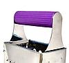 Тёрка Benson BN-914 из нержавеющей стали 4 стороны | шинковка | кухонная терка из нержавейки Бенсон, Бэнсон, фото 4