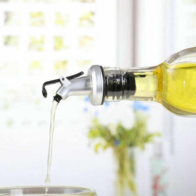 Бутылка для масла Benson BN-926 пластиковая | ёмкость для уксуса, масла, соуса Бенсон | бутылка для уксуса