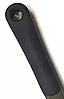 Шумовка из нержавеющей стали Benson BN-949 | столовые приборы | кухонные ложки | ложка из нержавейки, фото 4