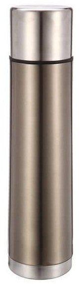 Термос из нержавеющей стали Maestro MR-1638-75 (0.75 л) коричневый   термочашка Маэстро   термокружка Маестро