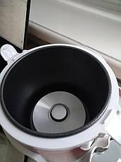 Мультиварка рисоварка в машину 1,6 л від прикурювача на 12в/24v Червона, фото 3