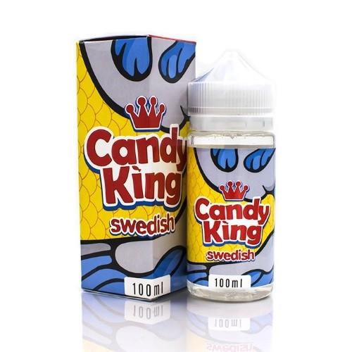 Жидкость для электронных сигарет с никотином Candy King 100ml