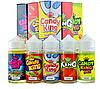 Жидкость для электронных сигарет с никотином Candy King 100ml, фото 2