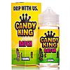 Жидкость для электронных сигарет с никотином Candy King 100ml, фото 7