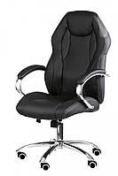 Кресло офисное Special4You Cross Black E4787, КОД: 1710158