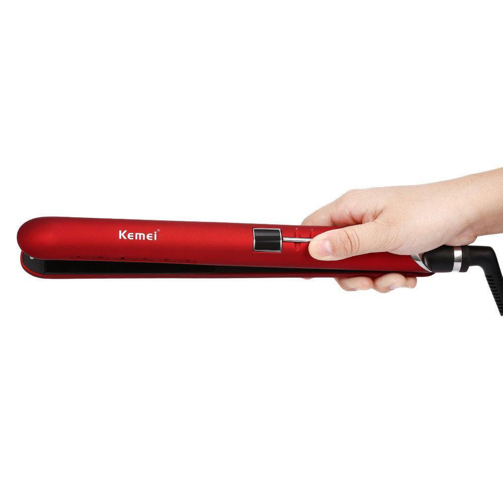 Утюжок для волос Kemei JB-KM-2205   выравниватель   выпрямитель   утюжок для выпрямления