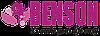 Универсальная колода для ножей Benson BN-016 зеленая | настольная подставка для ножей Бенсон, Бэнсон, фото 3