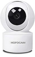 Беспроводная поворотная Camera IP Care Cam камера видеонаблюдения WiFi microSD 23ST Белая