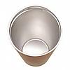 Термочашка с ложкой из нержавеющей стали Benson BN-130 (330 мл) серая | термокружка Бенсон | термос Бэнсон, фото 2