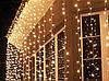 Гірлянда 300LED (СП) 25м Теплий (RD-7146), Новорічна бахрама, Світлодіодна гірлянда, Вулична гірлянда, фото 4
