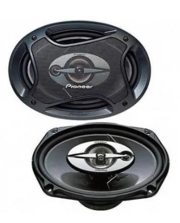 Автоакустика TS-A6972E (3-х смуг., 400 W) | автомобільна акустика | динаміки | автомобільні колонки