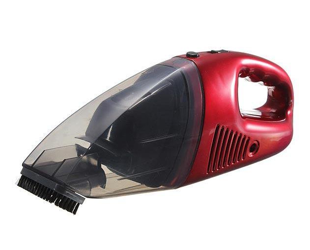 Автомобильный пылесос High-power Portable Vacuum Cleaner собирает воду   автопылесос