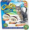 Система приучения кошек к унитазу Citi Kitty Cat Toilet Training | приучитель котов, фото 6