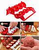Форма для изготовления фаршированных мясных шариков - Stuffed Ball Maker, фото 8