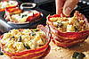 Набор форм для выпечки Perfect Bacon Bowl (съедобная тарелка из бекона), фото 5