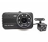 Авторегистратор T805/CT520/S16 | Автомобильный видеорегистратор на 2 камеры, фото 3