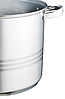 Кастрюля с крышкой из нержавеющей стали Maestro MR-3517-16 (16 л) | набор посуды | кастрюли Маэстро, Маестро, фото 6