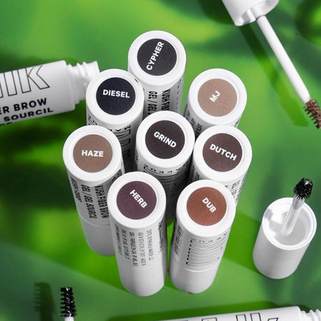 Milk Makeup KUSH Fiber Brow Gel Grind