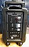 PA аудио система колонка HBPC816 | Профессиональная акустическая мощная колонка | Музыкальная колонка, фото 3