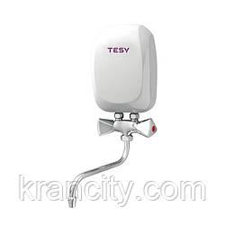 Проточный водонагреватель Tesy со смесителем 3,5 кВт (IWH35X01KI)