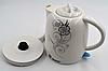 Электрочайник керамический DOMOTEC MS-5058   электрический чайник, фото 2