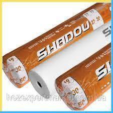 """Агроволокно """"Shadow"""" 4% біле 19 г/м2 , 1,6 х100 м., фото 2"""