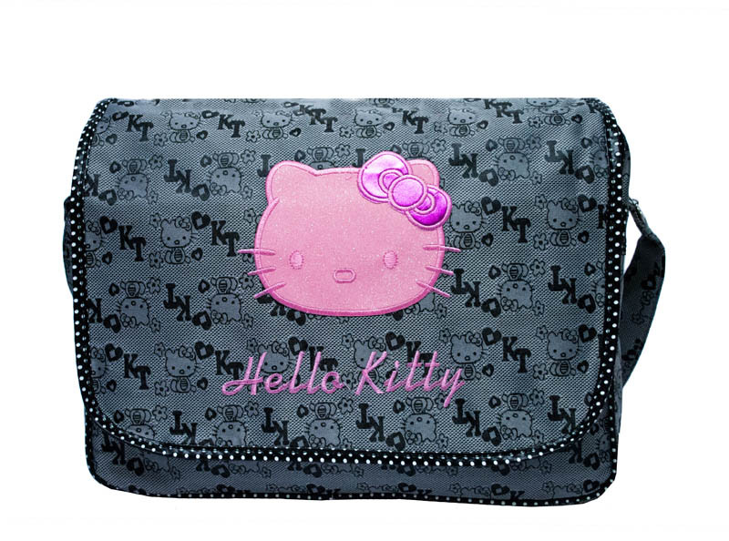 Сумка Hello Kitty school bag 2 Цвета Серый