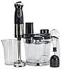 Кухонный блендер Domotec MS 5107 6 в 1   пищевой экстрактор   кухонный измельчитель шейкер, фото 4