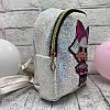 """Детский Рюкзак """"LOL"""" 4 Цвета Белый +  подарок КОШЕЛЕК, фото 2"""