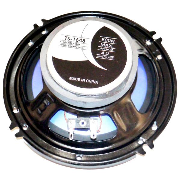 Автомобильная Акустика TS 1648 800Вт | Автоколонки в машину