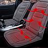 Накидка на сиденье авто с подогревом от прикуривателя, фото 4