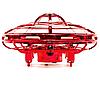 Квадрокоптер UFO | Дрон Летающая тарелка НЛО с Led подсветкой, фото 2