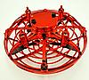 Квадрокоптер UFO | Дрон Летающая тарелка НЛО с Led подсветкой, фото 3