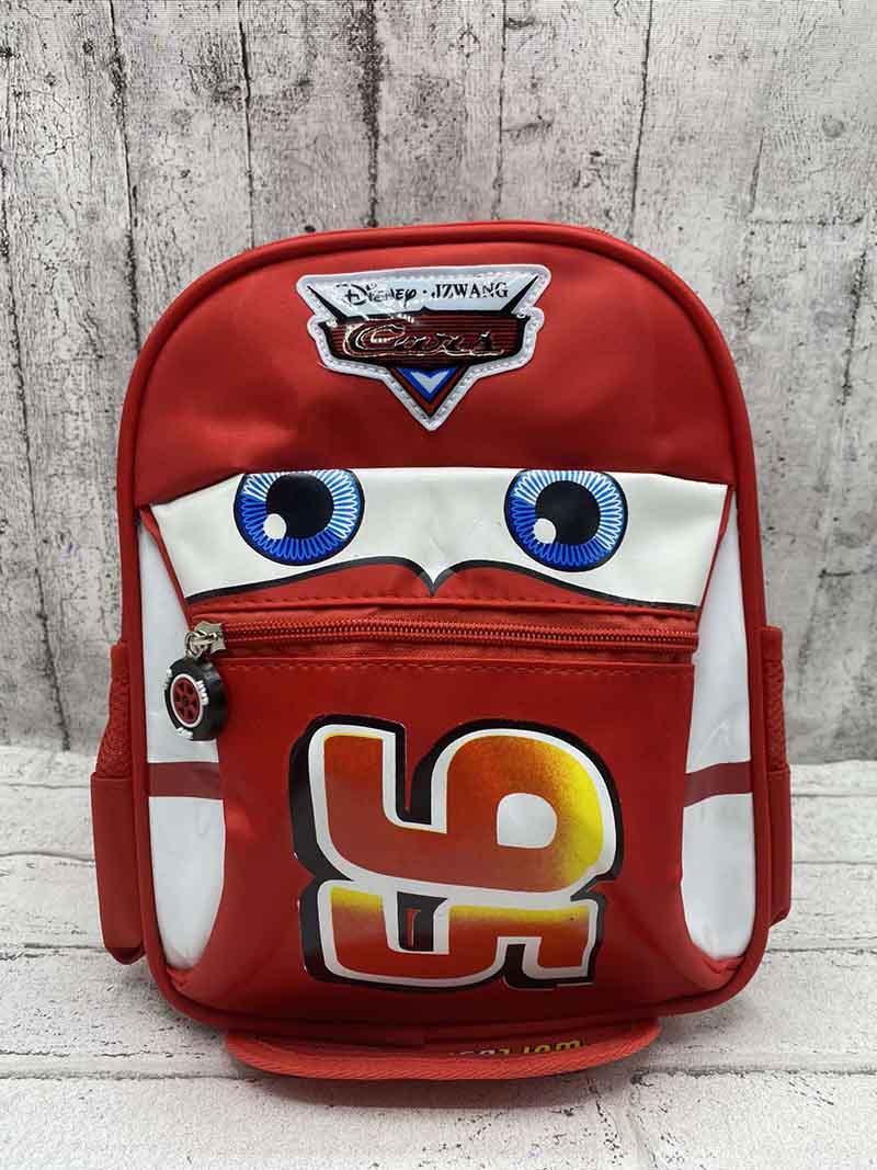 Детский рюкзак для мальчика 95 Цвет Красный
