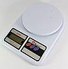 Кухонные электронные весы Domotec ACS MS 400 до 10 кг, фото 2
